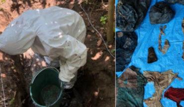 166 Human skulls found in clandestine graves in Veracruz Veracruz