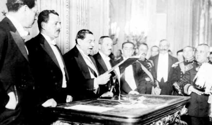 1925: The Republic which will come