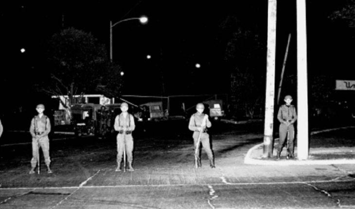 1968: Escala violencia contra planteles de UNAM e IPN