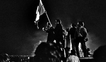 1968: Estudiantes dan el Grito