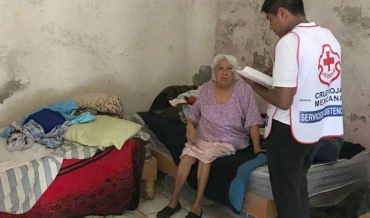 9 mil 636 casas y 95 colonias damnificadas en Los Mochis, Sinaloa