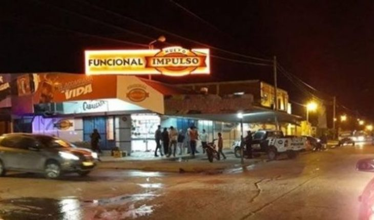 A 15-year-old boy died in an attempt to plunder in Chaco