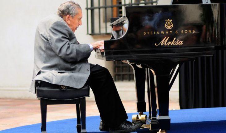 A la edad de 98 años murió el premio de Artes Musicales Vicente Bianchi