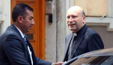 AMLO welcomes Nuncio Franco Coppola