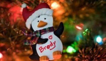 Adelantan la Navidad para festejar con su hijo que tiene una enfermedad terminal