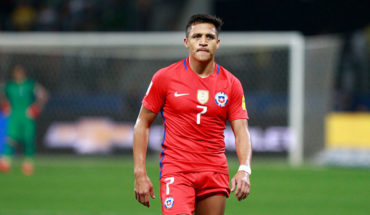 "Alexis: ""I hope go to another world and earn the respect that Chile had before"""