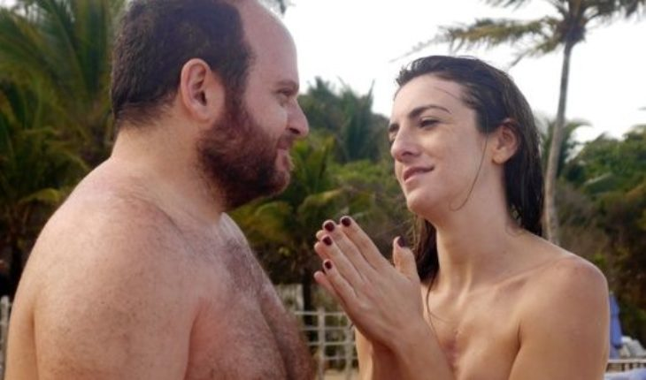 """""""All inclusive"""": Alan Sabbagh and Julieta Zylberberg together again on the big screen"""