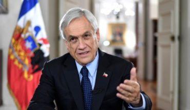 Apuntando otra vez al gobierno anterior, Piñera anuncia austero Presupuesto 2019