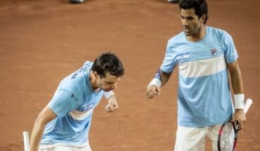 Argentina derrotó 3 a 0 a Colombia y volvió al Grupo Mundial de Copa Davis