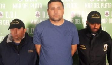 Arrested in Avellaneda for five bricks of cocaine in the wheel of the truck