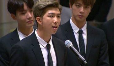 BTS: Quién es la banda de K-Pop que habló ante la ONU