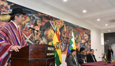 Bolivia invites the consul of Chile in protest at suspension of meeting