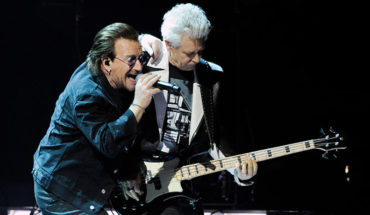Bono confirmed that recovered his voice and that U2 will complete their tour
