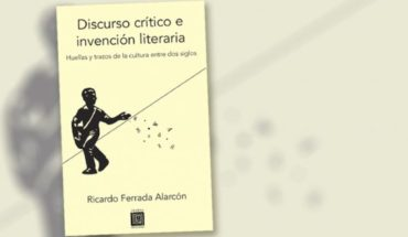 "Book ""critical discourse and literary invention. Tracks and traces of culture between two centuries"""