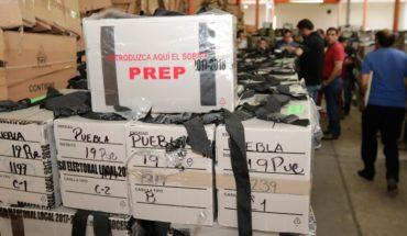 Cómo se realizará el conteo voto por voto en Puebla