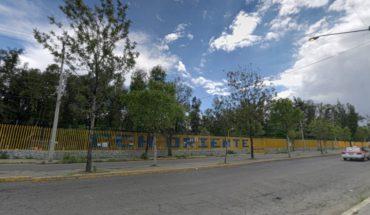CCH Oriente of the UNAM student murdered