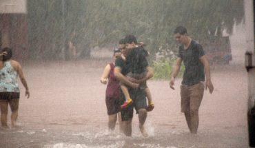 Cambio climático provocó lluvias que inundaron Sinaloa