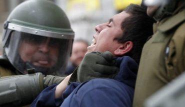 Chile reporta a la ONU 802 casos de abusos policiales entre 2010 y 2017