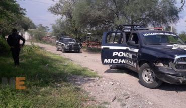 Clash leaves three suspected criminals killed in Apatzingan, Michoacán