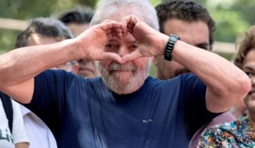 Confirmed the veto his candidacy, Lula wrote a letter to the Brazilian people