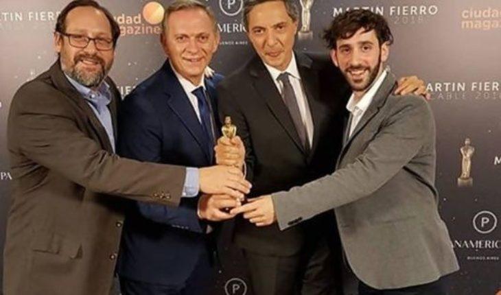 Conocé a los ganadores de los premios Martín Fierro de Cable 2018
