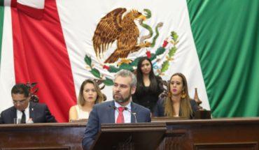 Convoca Morena a nuevo acuerdo político y social por la gobernabilidad de Michoacán