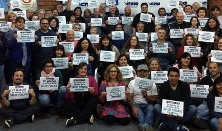 Convocaron a una marcha bajo la consigna #DefiendoLaSaludPública: ¿Cuáles son sus argumentos?