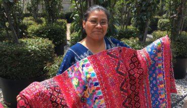 Craftswomen of Chiapas are organized to combat plagiarism