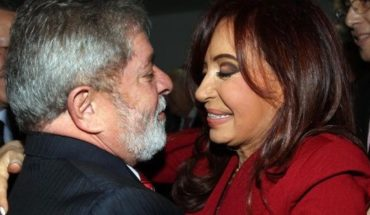 """Cristina Kirchner refused to veto the candidacy of Lula in Brazil: """"Swept away with the rule of law"""""""