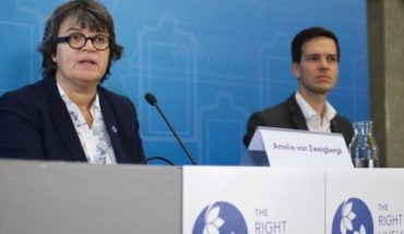 """Dan """"Nobel Alternativo"""" a lucha anticorrupción en Guatemala"""