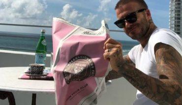 David Beckham presented her new team: Miami Inter
