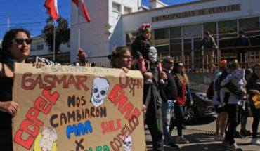 """De nunca acabar: Gobierno decreta ahora """"alerta sanitaria"""" en la zona de Quintero y Puchuncaví"""