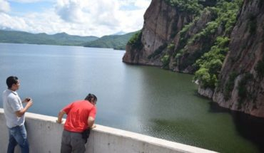 Desfogan la presa Huites | DEBATE