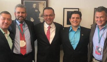 Diputados de Morena gestionan a nivel federal el traslado del IMSS a Michoacán