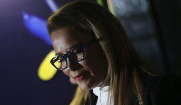 Diputados pidieron explicaciones a Cathy Barriga por la compra de joyas para regalo