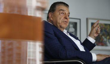 """Don Francisco tras el fin de su programa en Telemundo: """"Siempre en la vida uno se tiene que reinventar"""""""