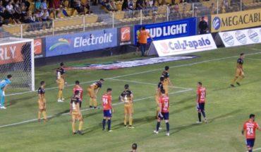 Dorados de Sinaloa is installed on knockout