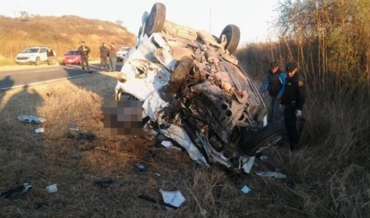 Eight killed in a fatal accident in Salta