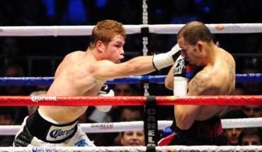 El Canelo y su top 5 de la peleas que han marcado su carrera