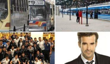 El aumento de tren y colectivo, las ex novias contra Cabré, contrabando en la AFA, las disculpas de Conmebol, y mucho más...