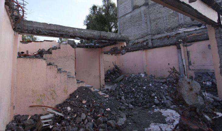 El origen y destino de recursos para la reconstrucción es opaco: organizaciones