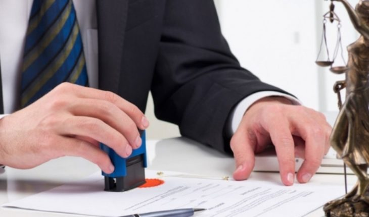 Ended them the party: 32% of notaries was remade with new project