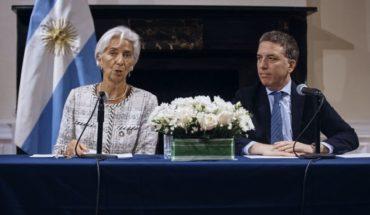 FMI amplió fondos para Argentina por 7.100 millones de dólares