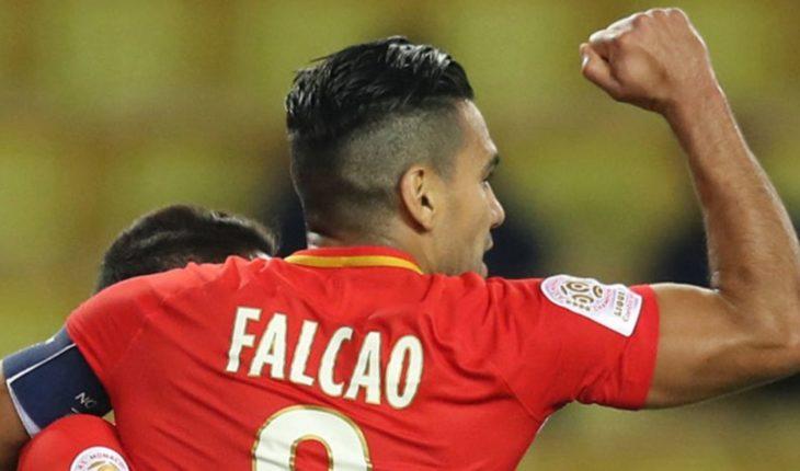 Falcao, el corazón y la cabeza puestos en el Atlético