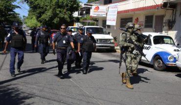 Faltan 342 armas de la policía de Acapulco