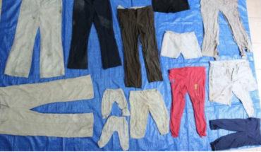 Fotos revelan ropa de niños y bebés en fosas clandestinas localizadas en Veracruz