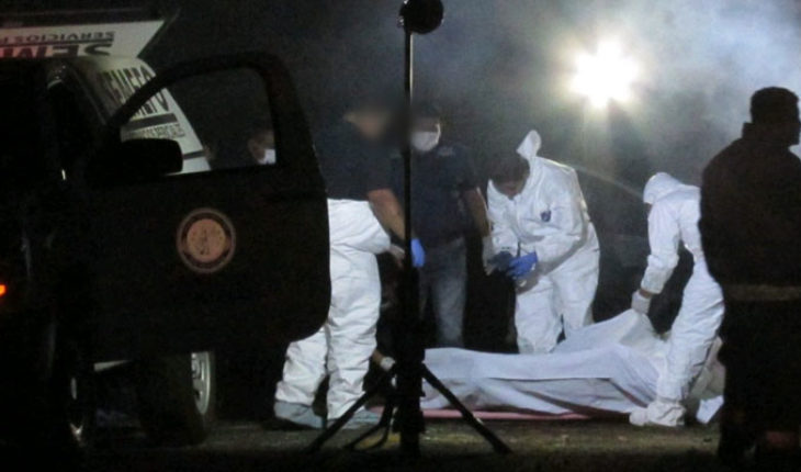 From January to July van mil 269 homicides recorded in Michoacán