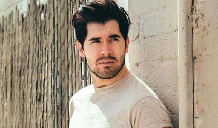 Germán Garmendia will publish his first novel