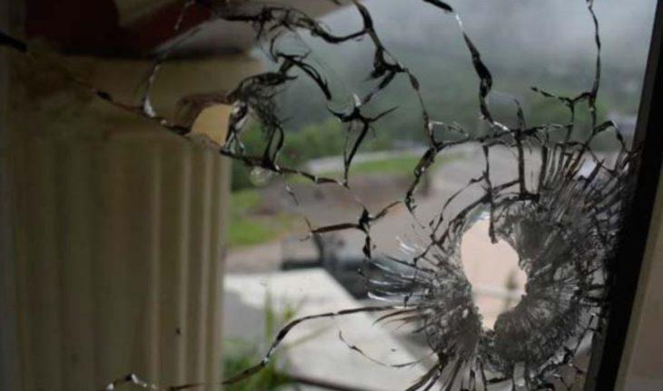 Grupo armado embosca a policías ministeriales en Potrerillos
