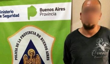 Horror in Moreno: detained a man who abused and impaled his stepson
